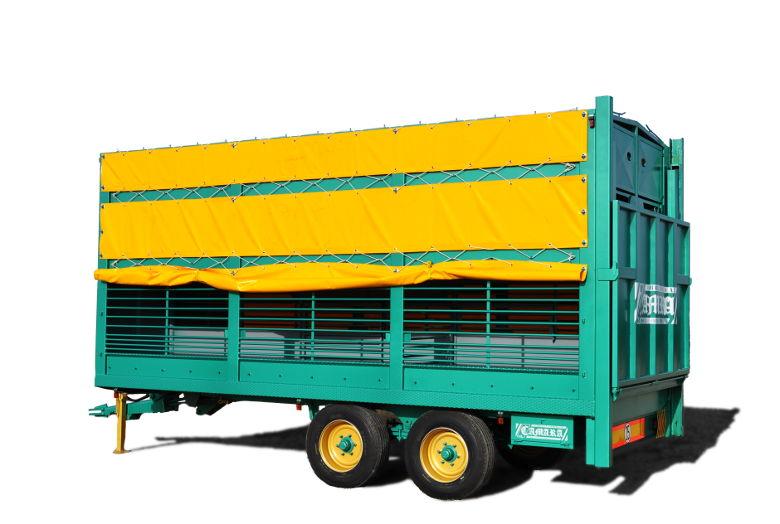Jaula de transporte Maquinaría Camara