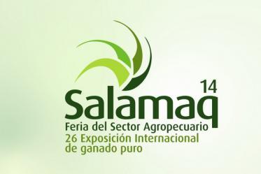 Logo Feria agrícola Salamanq 2014